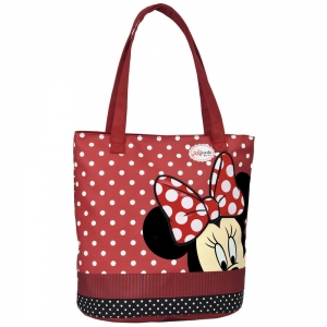 "bolso shopping minnie mouse ""you"" :: imagen 1"