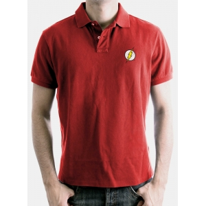 "polo the flash ""logo"" / Talla M :: imagen 1"