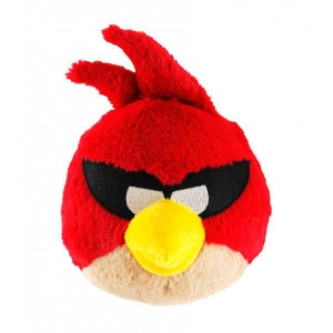 "peluche angry birds space ""red"" / 20 cm :: imagen 1"