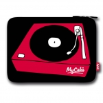"funda portátil ""disc jockey"""