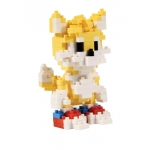 pixel bricks sonic the hedgehog \