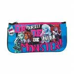 estuche portatodo plano monster high \