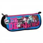 estuche portatodo triangular monster high \