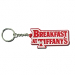 llavero de pvc breakfast at tiffany\'s \